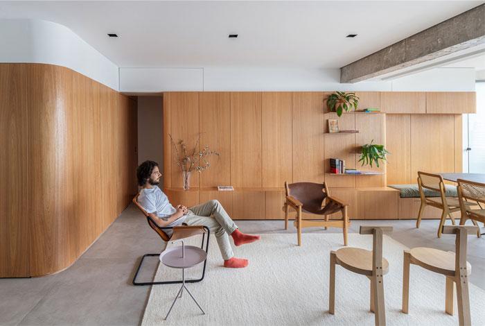 ygara apartment bra arquitetura 1