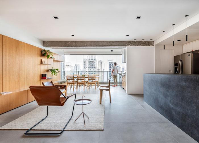 ygara apartment bra arquitetura 12