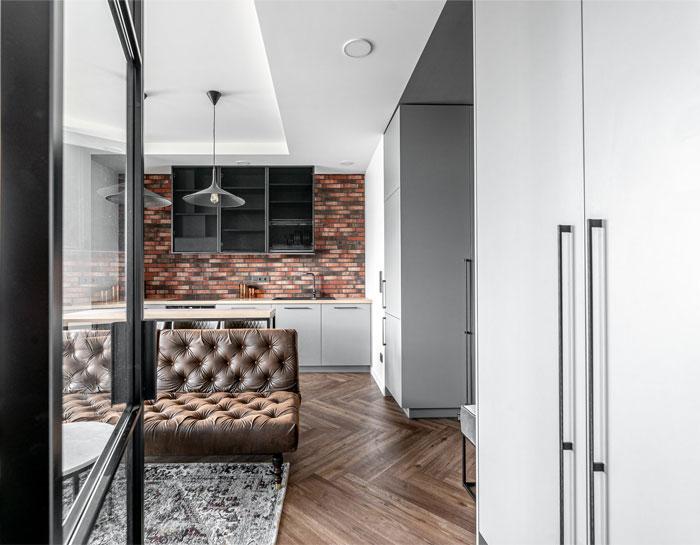 37 sq ft apartment interdio 1
