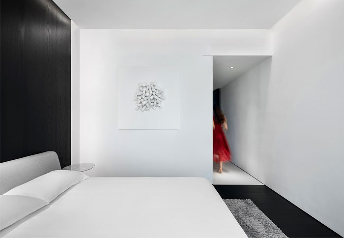 ad architecture minimal apartment interior china 1