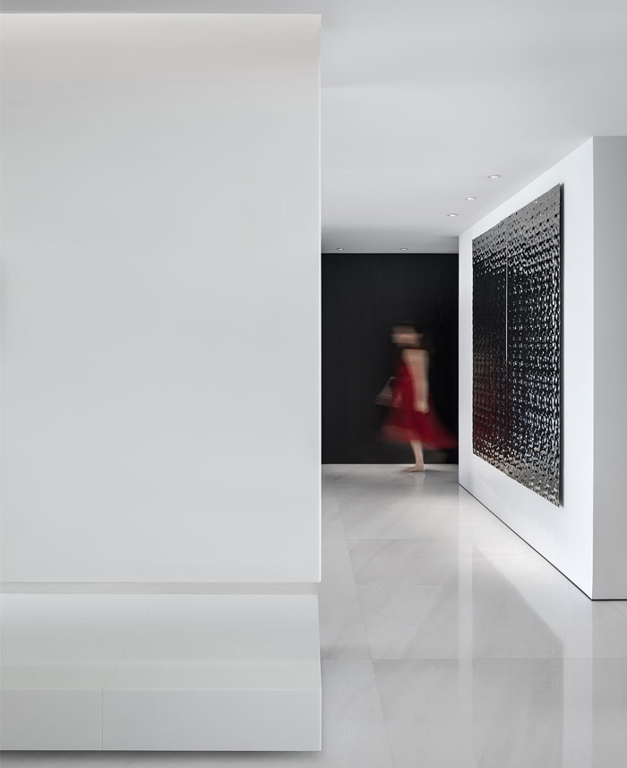 ad architecture minimal apartment interior china 12