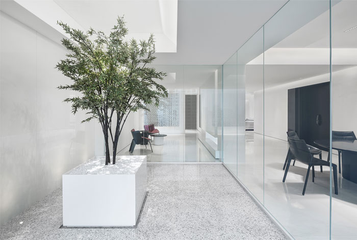 ad architecture minimal apartment interior china 13