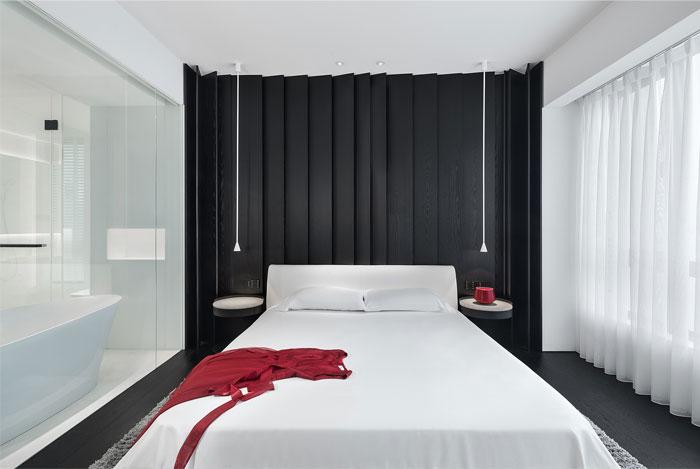 ad architecture minimal apartment interior china 14