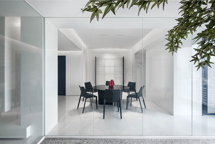 ad architecture minimal apartment interior china 15