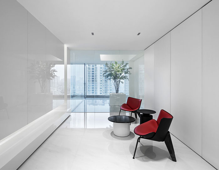 ad architecture minimal apartment interior china 5