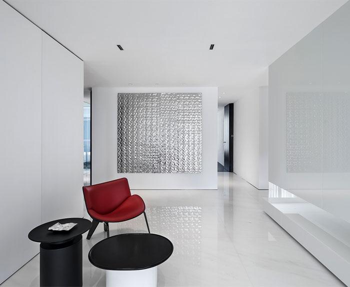 ad architecture minimal apartment interior china