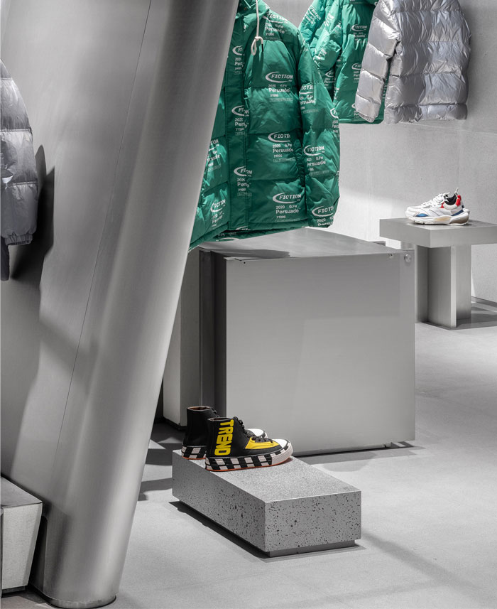 and g concept store das lab 9