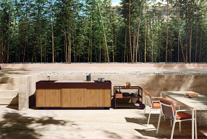 kettal outdoor kitchen 1