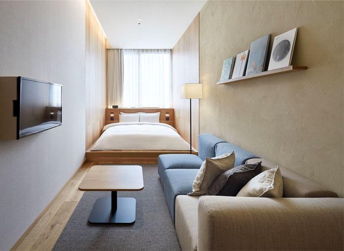 minimalist bedroom design small room 1