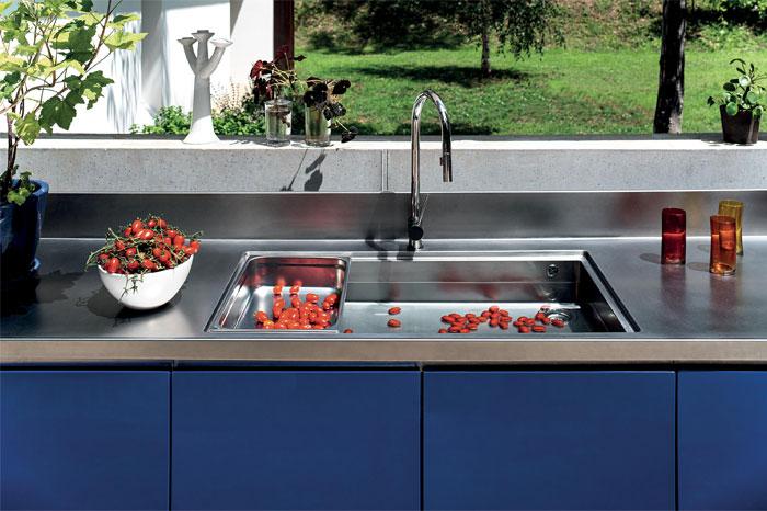 modular metal system open kitchen 3