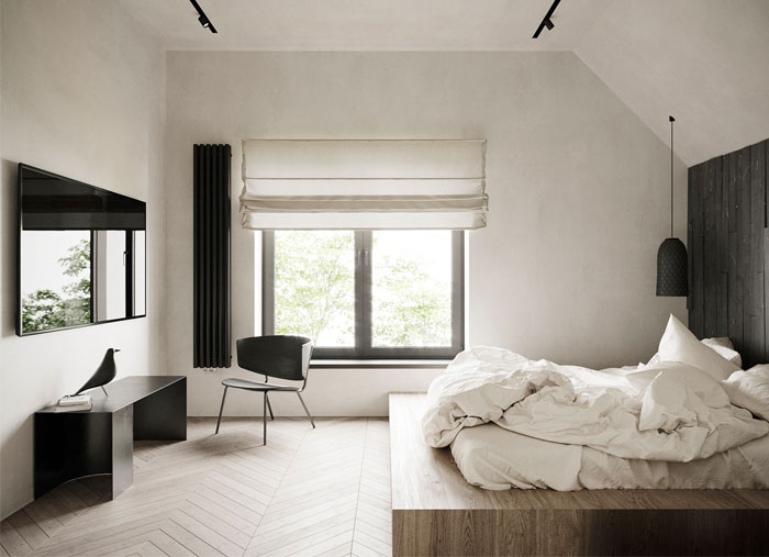 62 Minimalist Bedroom Ideas That Are Anything But Boring Interiorzine