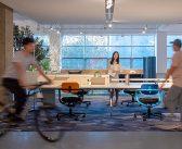 NET Office Furniture Showroom in Shenzhen, China