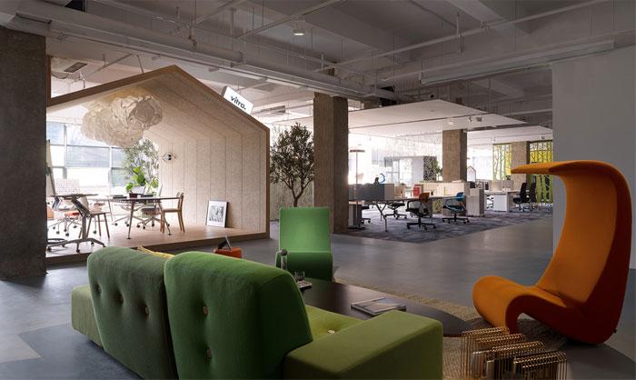 net office furniture showroom 4