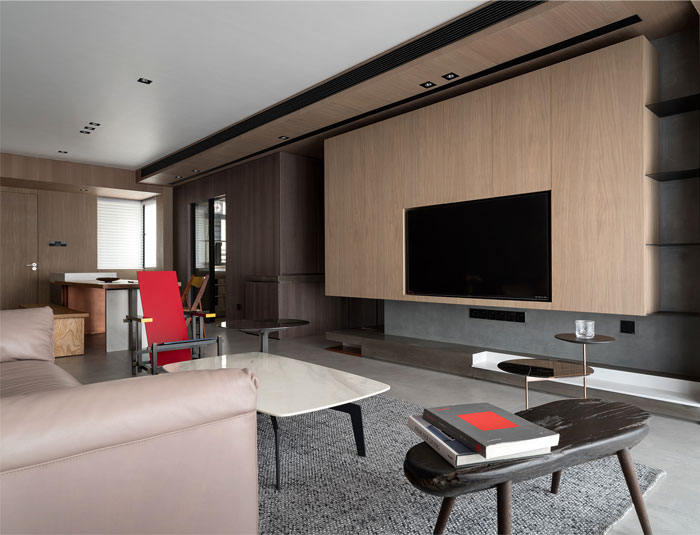 residence guangzhou spring design office 12
