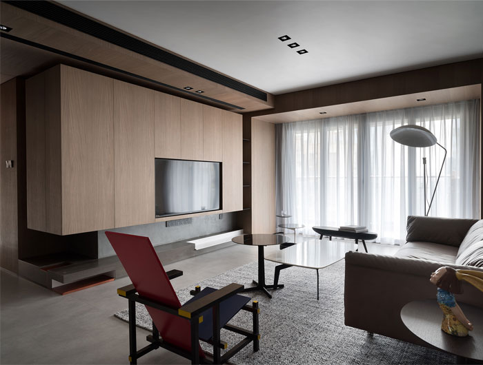 residence guangzhou spring design office 6