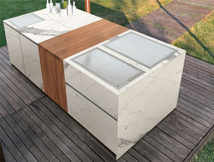 stone outdoor kitchen design 4