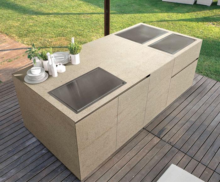 stone outdoor kitchen design 5
