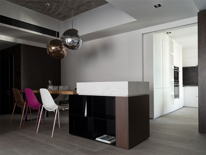 apartment guangzhou spring design office 11