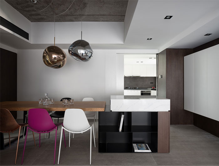 apartment guangzhou spring design office 12