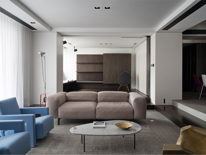 apartment guangzhou spring design office 15