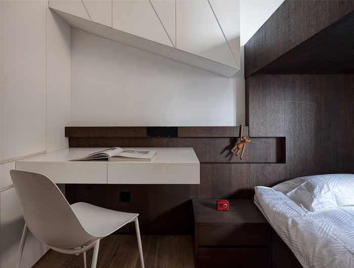 apartment guangzhou spring design office 16