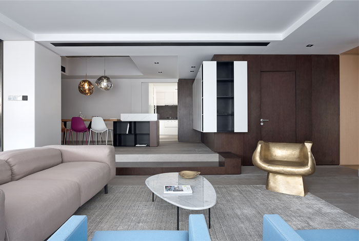 apartment guangzhou spring design office 19