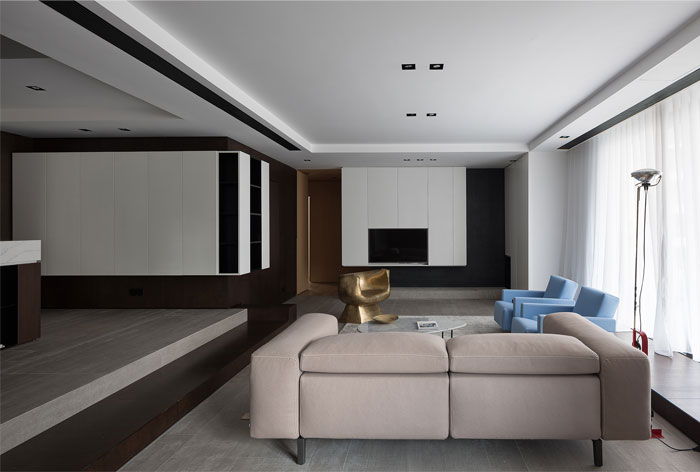 apartment guangzhou spring design office 4