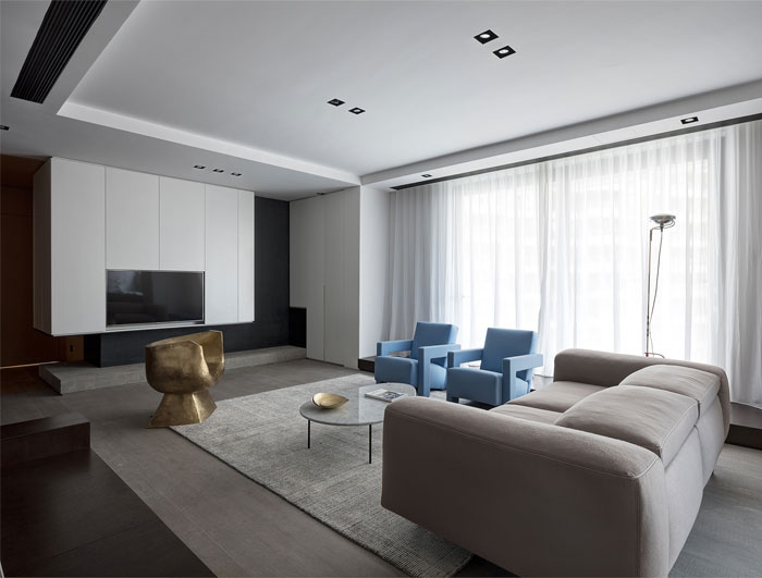 apartment guangzhou spring design office 5