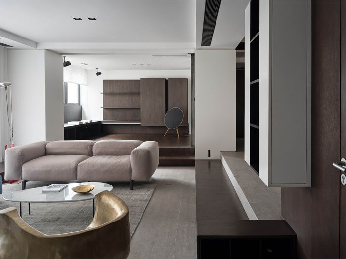 apartment guangzhou spring design office 7
