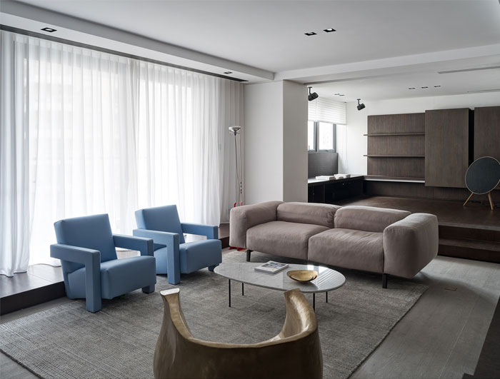 apartment guangzhou spring design office 8