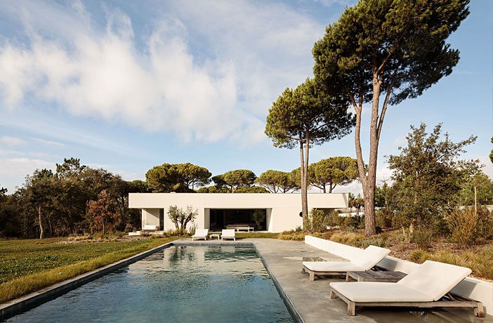 House in Meco by Atelier RUA