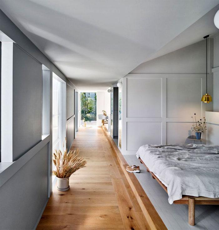boho minimalist bedroom decor 4