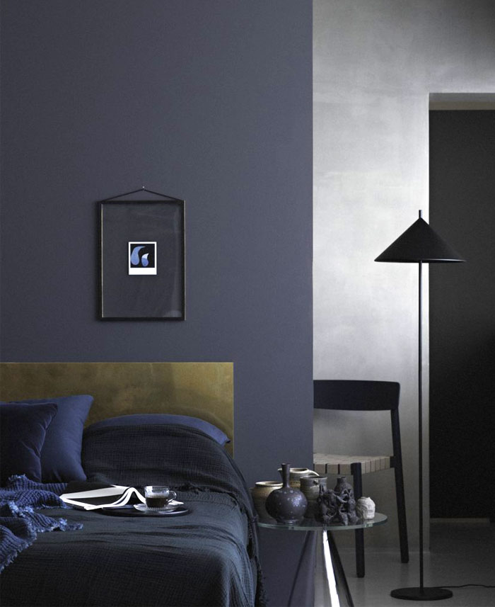 colorful bedroom decor wall 4