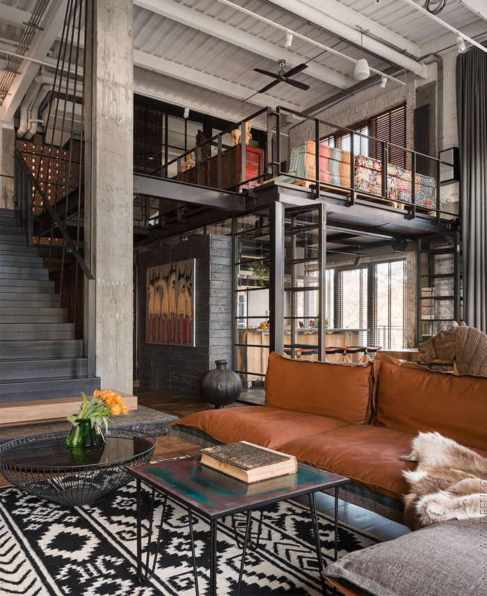 hayloft space loft buro 11