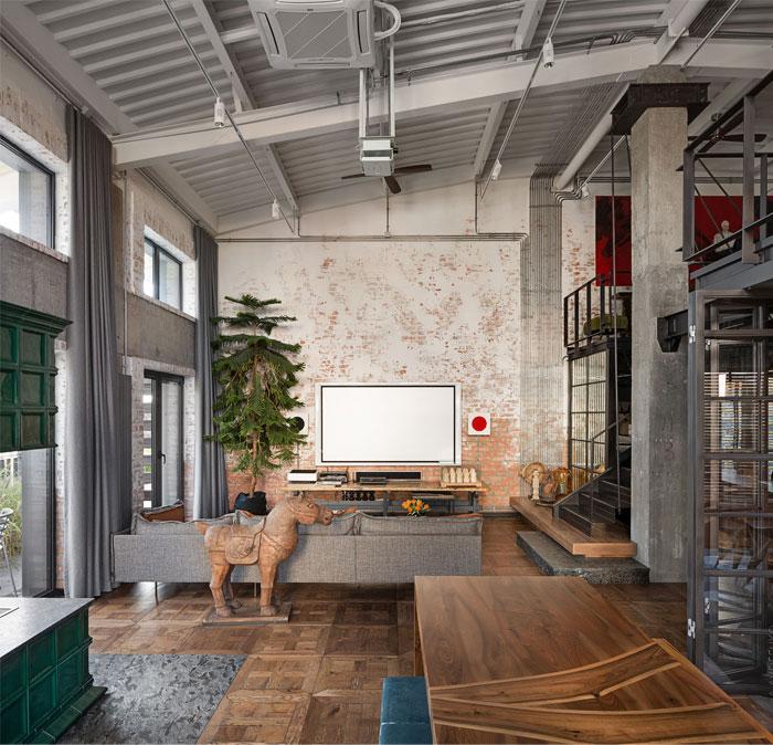 hayloft space loft buro 13
