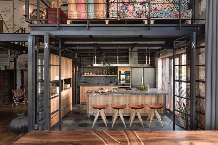 hayloft space loft buro 16