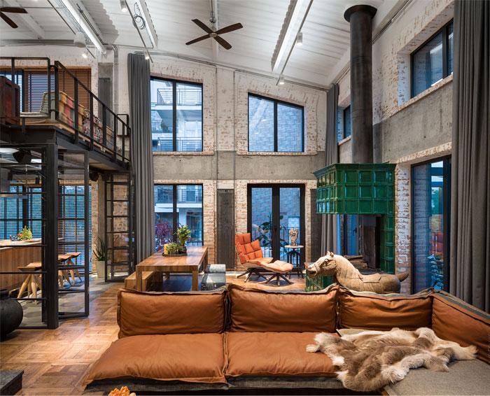 hayloft space loft buro 2