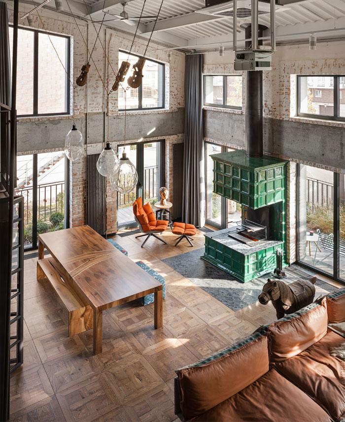 hayloft space loft buro 6