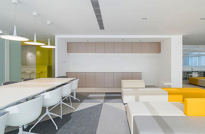 Scenes and Social Life: Headquarter office of ViaBTC