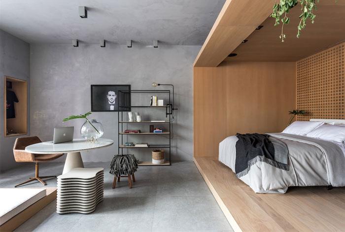 loft crippa e assis arquitetura 1