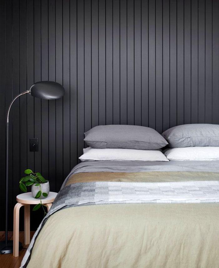 minimalist style bedroom decor interiorzine 2