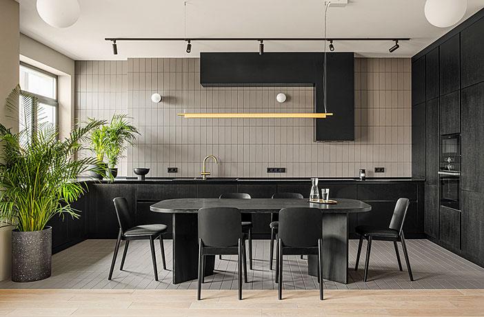 Т4 Apartment by Paliychuk Olga Design