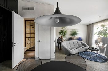 Downtown Apartment by Redeco