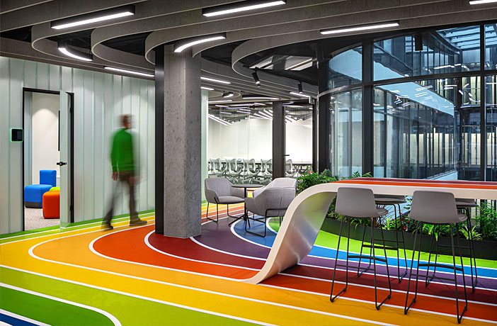 3 Modern Office Design Concepts By Czech Studio Reactor Architecture Design Competitions Aggregator,Button Mushroom Growing Room Designs