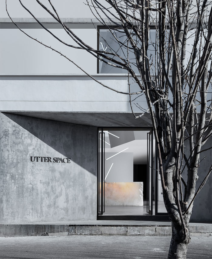 utter space beijing cun design 20