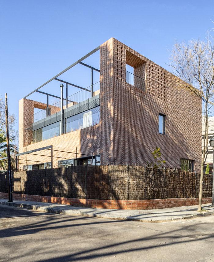 villa teruca 2 houses estudio de arquitectura 5