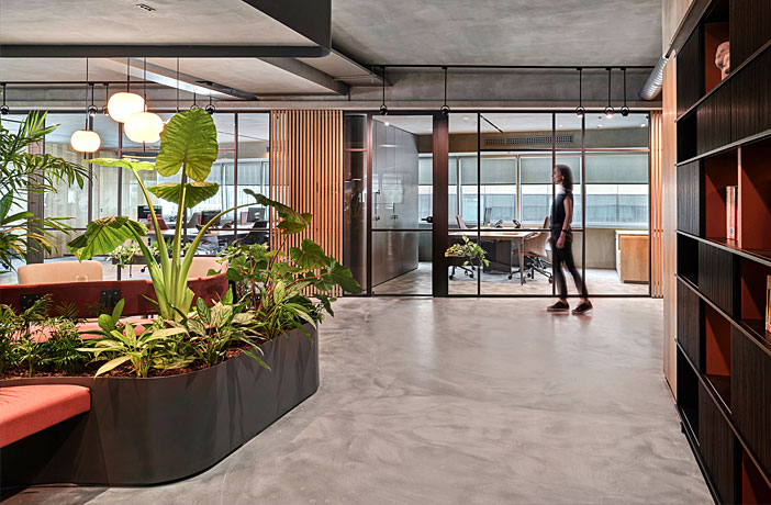Enocta Office Project by Istanbul-based Architecture Studio Acararch