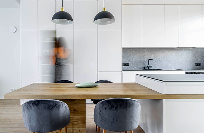 Elegant Apartment In Vilnius By Home Stories Lt Interiorzine