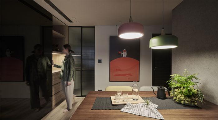 h apartment awork design 13