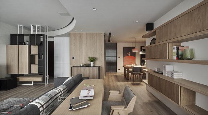 h apartment awork design 14